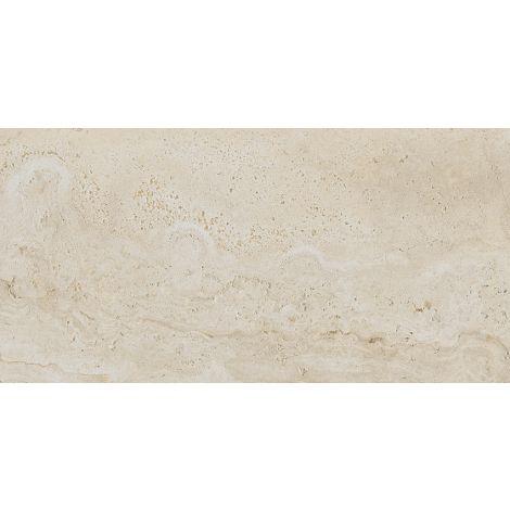 Provenza Unique Travertine Minimal Cream Nat. Terrassenplatte 60 x 120 x 2 cm