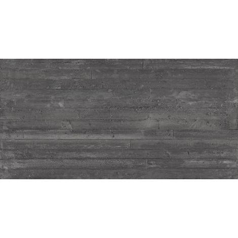 Provenza Re-Play Concrete Cassaforma Flat Anthracite Nat. Rett. 60 x 120 cm