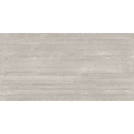 Provenza Re-Play Concrete Cassaforma 3D Grey Nat. Rett. 80 x 160 cm