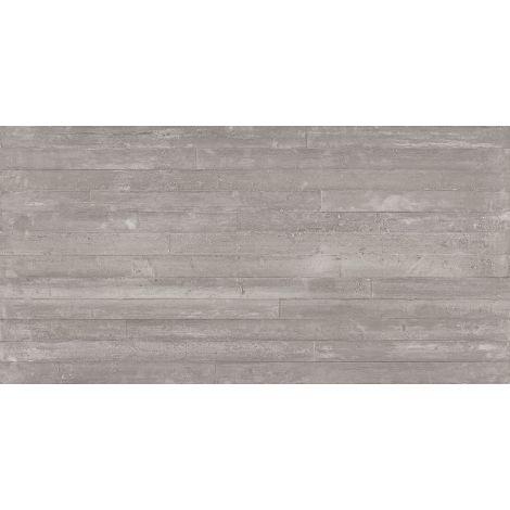 Provenza Re-Play Concrete Cassaforma 3D Dark Grey Nat. Rett. 60 x 120 cm