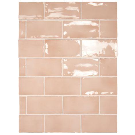 Equipe Manacor Blush Pink 7,5 x 15 cm