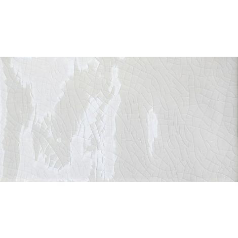 Equipe Masia Crackle Blanco 7,5 x 15 cm
