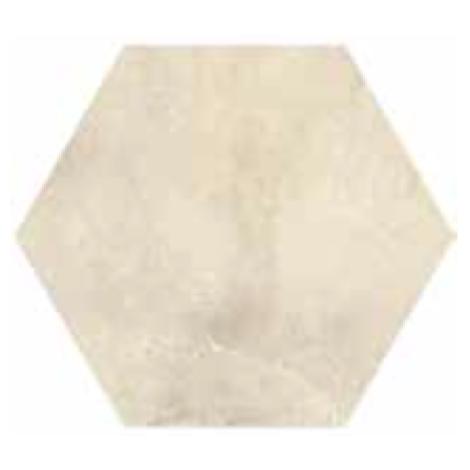 Castelvetro Fusion Esagona Lato 15 Bianco