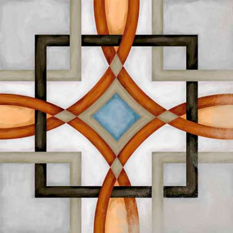 Vives Fornos Multicolor 20 x 20 cm