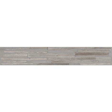 Sant Agostino Fusionart Grey 30 x 180 cm