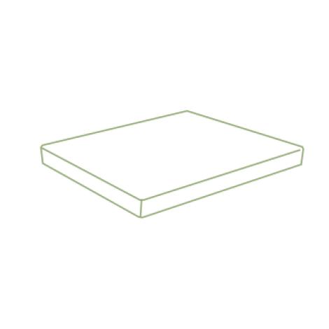 Grespania Abadia Eckstufenplatte 30 x 30 cm