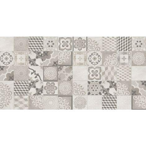 Savoia Domus Decori Grigio Mix 21,6 x 21,6 cm