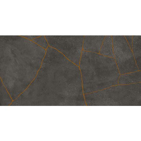 Fioranese Kintsugi Hibi Darkness 60,4 x 120,8 cm