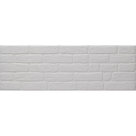 Keraben Wall Brick White 30 x 90 cm