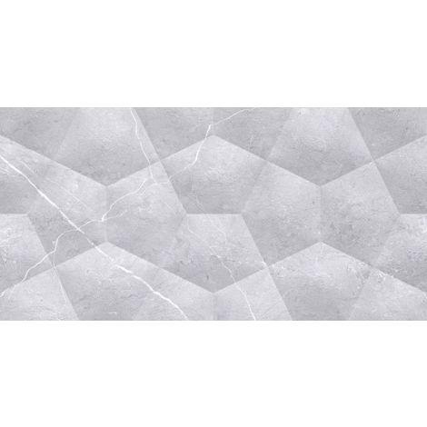 Keraben Inari Concept Gris Gloss 25 x 50 cm
