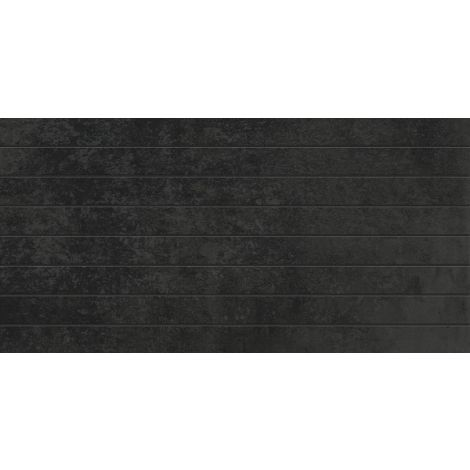 Fanal Lineal Stardust Black Lappato 45 x 90 cm