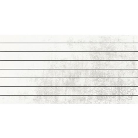Fanal Lineal Stardust White Lappato 45 x 90 cm