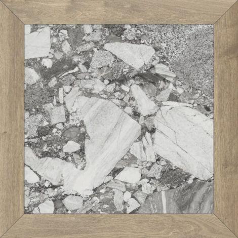 Fanal Losanga Stone White 90 x 90 cm