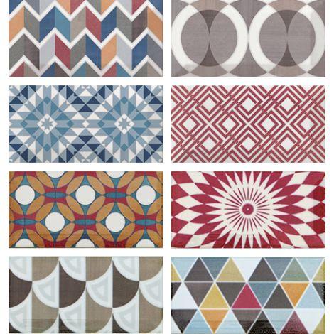 Equipe Metro Patchwork Colours 7,5 x 15 cm