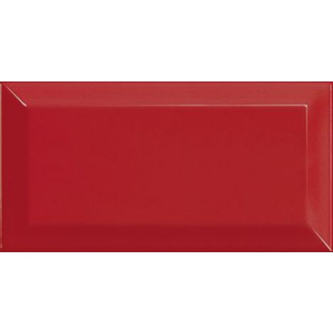 Equipe Metro Rosso 10 x 20 cm