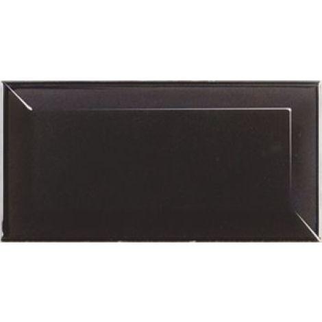 Equipe Metro Black Matt 7,5 x 15 cm
