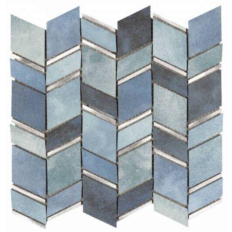 Grespania Musa Basalto Azul 30 x 30 cm