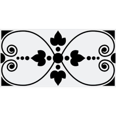 Vives Rosiers Negro 10 x 20 cm