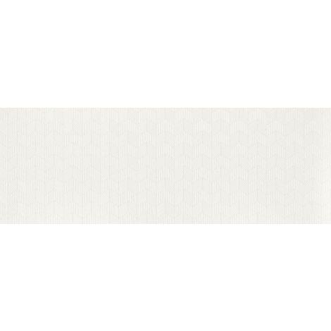 Fanal Pearl Chevron White 31,6 x 90 cm