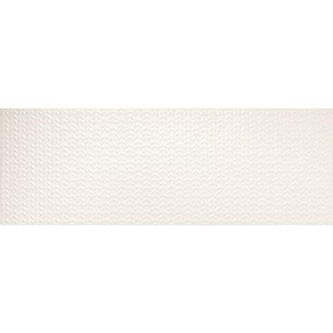 Fanal Pearl Petals White 45 x 120 cm