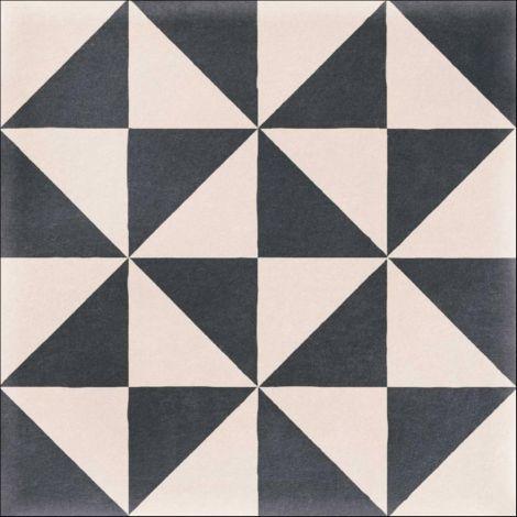 Grespania Pedrera 02 Negro 20 x 20 cm