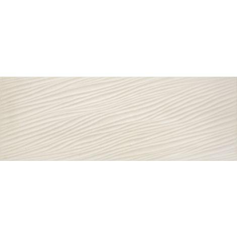 Fanal Plaster White Relieve 31,6 x 90 cm