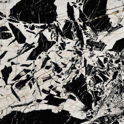 Fioranese Prestige Black Antique Effect Poliert 30 x 30 cm