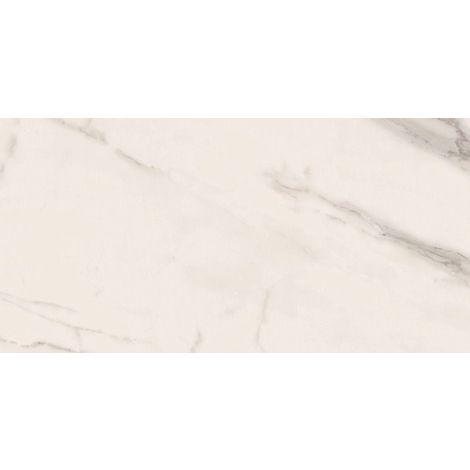 Provenza Bianco d'Italia Arabescato Old Lap. 29,4 x 59 cm