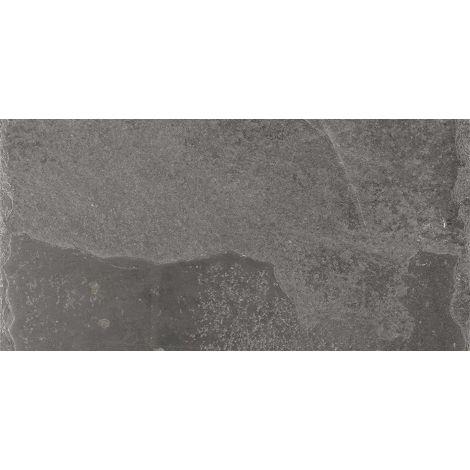 Provenza Groove Mistique Black Terrassenplatte 45 x 90 x 2 cm