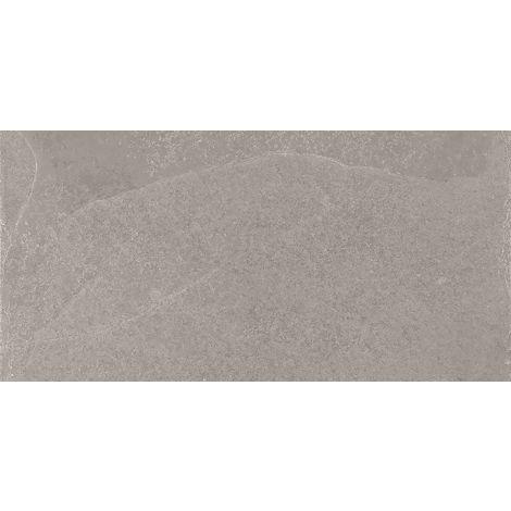 Provenza Groove Bright Grey Terrassenplatte 45 x 90 x 2 cm
