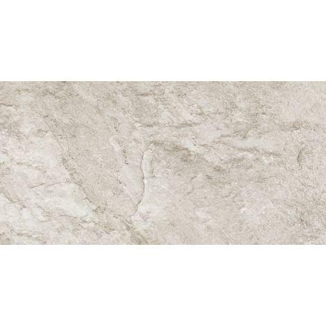 Castelvetro Stones Quartz Silver Grip 30 x 60 cm