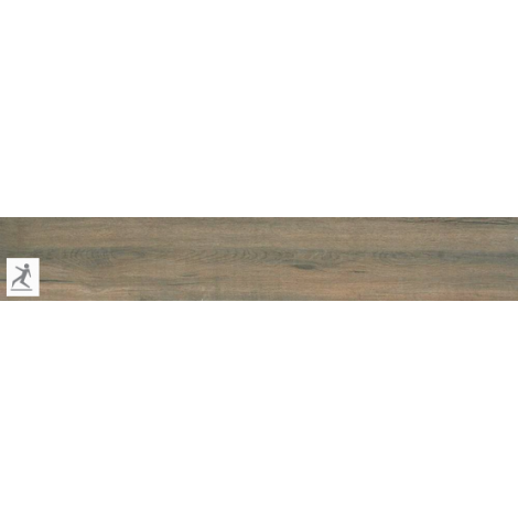 Grespania Sajonia Antislip Nogal 19,5 x 120 cm