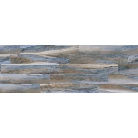 Savoia Amazzonia Blu 15 x 60 cm