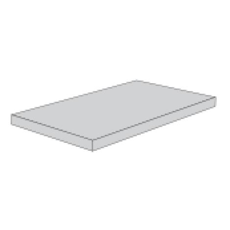 Coem Fossilia L-Form Eckelement Links SX Dorato 30,2 x 60,4 x 5 cm