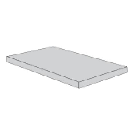 Coem Fossilia L-Form Eckelement Rechts DX Dorato 30,2 x 60,4 x 5 cm