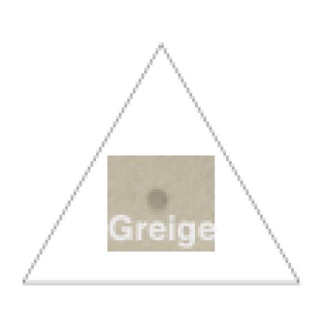Fioranese Dot Triangle Greige 60,4 cm