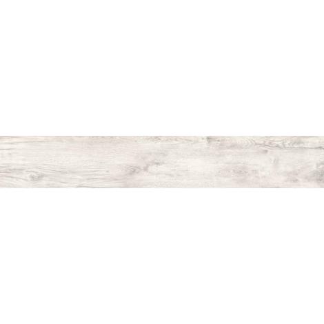 Dom Logwood White 25 x 150 cm