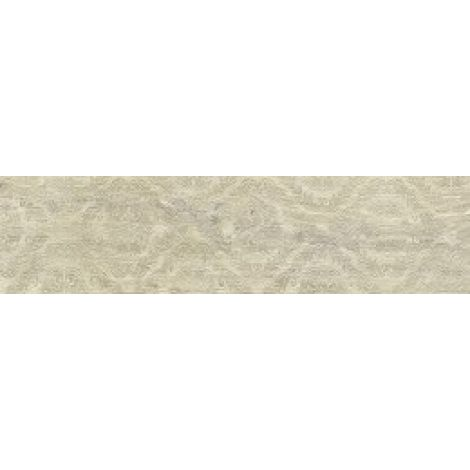 Castelvetro Rustic Decoro White 20 x 120 cm