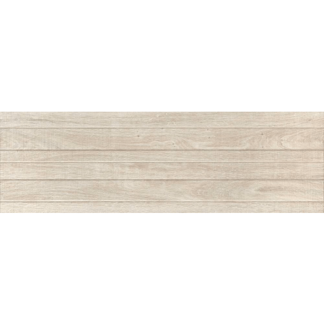 Grespania Wabi Wood Beige 31,5 x 100 cm, Wandfliese
